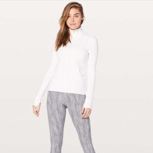 🆕 Lululemon Define Pullover in Bright White SZ 6